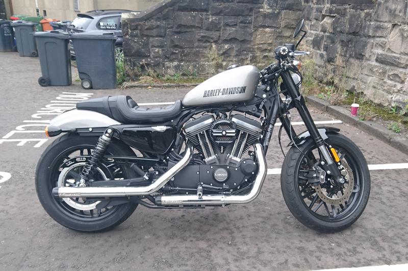 2016 Harley-Davidson Roadster 1200